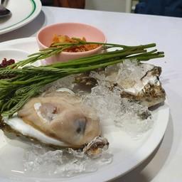 หอยตัวใหญ่ สดมาก อร่อย