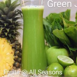 Fruits All Seasons by PIKKA : นำ้ปั่น น้ำสกัดเย็น น้ำแยกกาก ผลไม้ปั่น ผักปั่น เพื่อสุขภาพ ออลซีซั่นเพลส ซีอาร์ซีทาวเวอร์ ชั้น 3 (ติดกับ AIS)