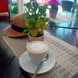 A coffee  shop _