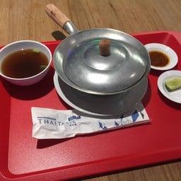 Braised short ribs rice pot