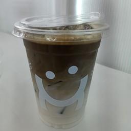 Premium Hojisha Latte