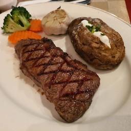 AUS Striploin steak 250g