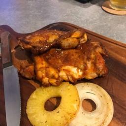 Chicken Bbq Steak