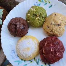 Oh Aroi Homemade Cookies