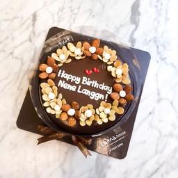 Almond Florence larna cake 1 pound