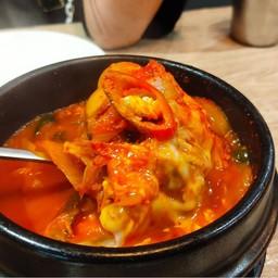 ซุปกิมจิหมู Kimchi Pork Soup