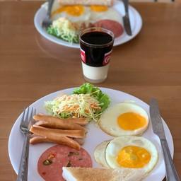 อาหารเช้าสำหรับคุณหนูนักเดินทาง
