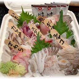Kinkai sashimi mori (M)