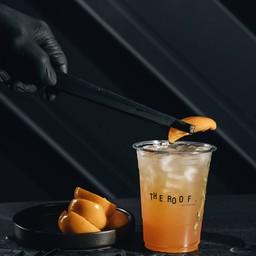 Sweet & Sour Peach Tea