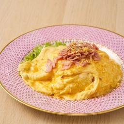 ข้าวไข่ข้นแฮมfp