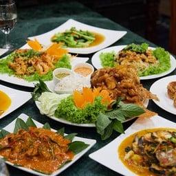 ห้องอาหาร Bay marina