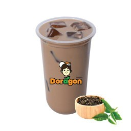 ชานมไข่มุก Doragon ราชเทวี