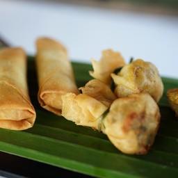Spring roll, Thung Thong