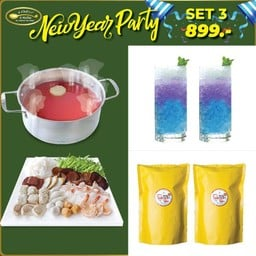 New year party set 3