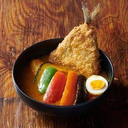 Fish Fry Soup Curry