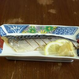 ปลาซาบะดองลมควัน