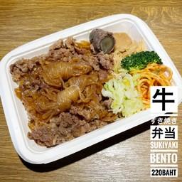 สุกี้ยากี้เนื้อญี่ปุ่น
