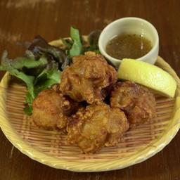 ไก่ทอด ฮอกไกโด ซังกิ