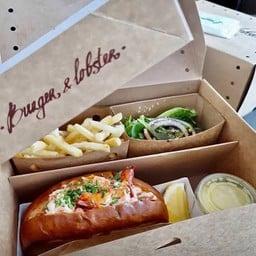 ลดพิเศษ ! Original lobster roll set  จากปกติราคา 1500 บาท เหลือเพียง 990 บาท
