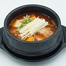 ซุปกิมจิ Kimchi Soup