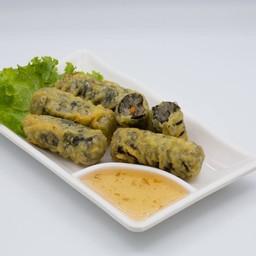 คิมมาริ Korean Deep-Fried Glass Noodles in Seaweed