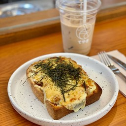 Chicken Teriyaki Toast