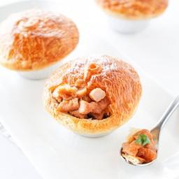 Superior Pork Pot Pie