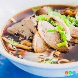 ก๋วยเตี๋ยวเป็ดดอนหวาย - น้องเอย Don Wai Duck Noodle - Nong Oei