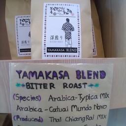 Yamakasa Blend ( bitter roast )