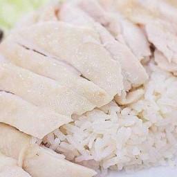 ข้าวมันไก่ (เบตง)โจวซิงฉือ ปากซอยระนองกลาง