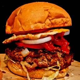 Papabear Burger วงเวียนใหญ่