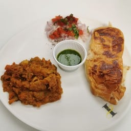 South Indian (Cha Cha)  ใน food court India Emporium