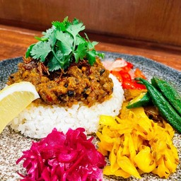 Lamb Keema Curry
