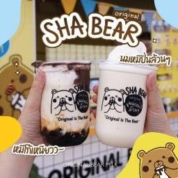 Sha Bear นมเหนียวญี่ปุ่น สาขา หน้าบิ๊กซีรัชดา หน้าตลาดบิ๊กซีรัชดา