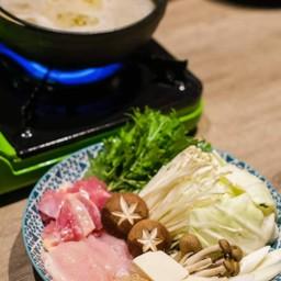 ไก่ชาโมต้มไทตันซุป(L)