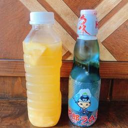 Lemonade Ramune set