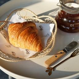 Homemade Butter Croissant