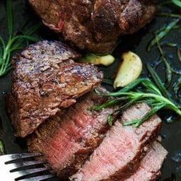 NZ Filet steak 150g