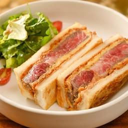 WAGYU ISHIGAKI Sirloin Sandwich