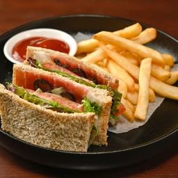 Prosciutto di Parma Sandwich