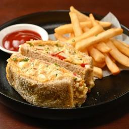 Tartar Egg Sandwich