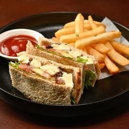 Truffle Brie Sandwich
