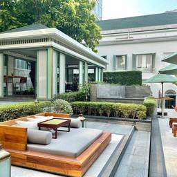โรงแรมแมนดาริน โอเรียนเต็ล กรุงเทพฯ