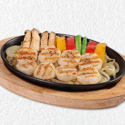 สเต็กหอยเซลล์ญี่ปุ่น