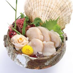 หอยเซล์ญี่ปุ่น ซาซิมิ
