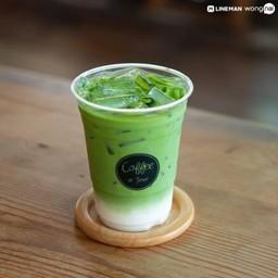 Greentea Latte Iced