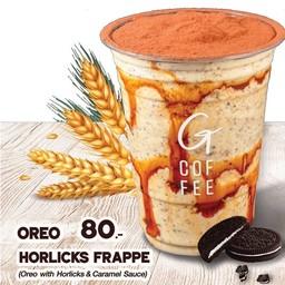 Oreo Horlicks Frappe