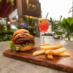 Kai NZ Burger