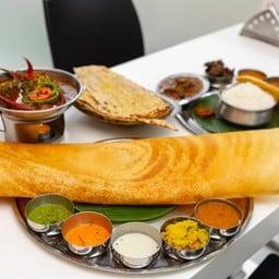 แกงปูแบบต้อนใต้อินเดียแชตตินาด