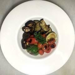 Grigliata di verdura
